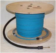 fibre optique préconnectées st sc lc mtrj 50 125 multimode ou monomode