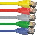 Cable informatique RJ45 Cat5e, longueur 0.50 m